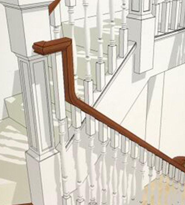 Bespoke Handrail Designs