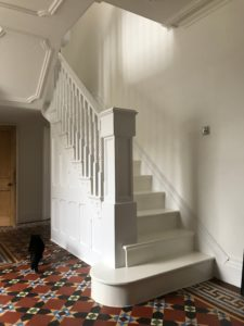 Bromsgrove staircase renovation