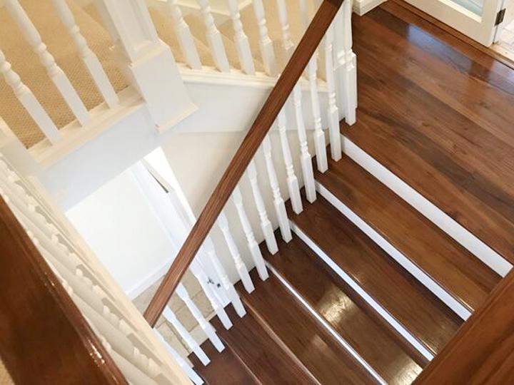Barnt Green Staircase renovation
