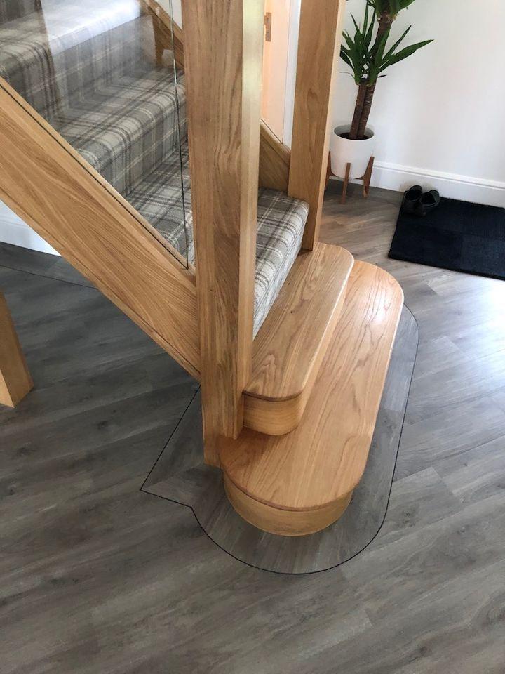 Bewdley Staircase renovation