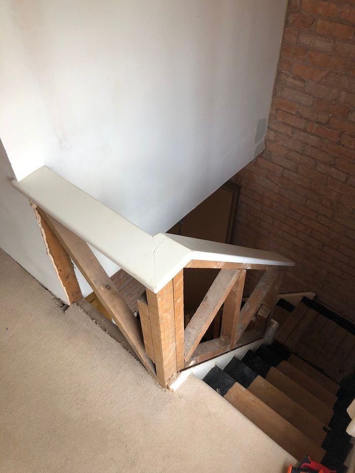 Kingswinford Staircase installation and renovation