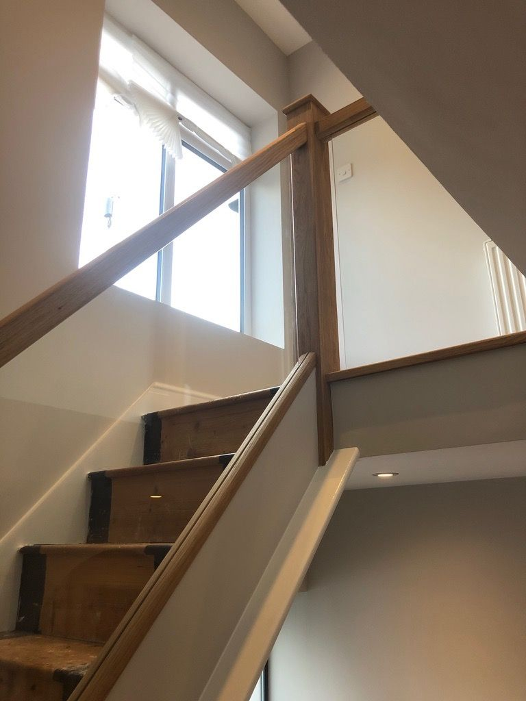 Kingswinford Staircase complete renovation