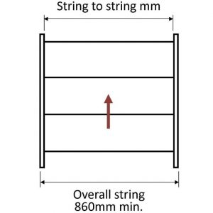 Staircase width building regs